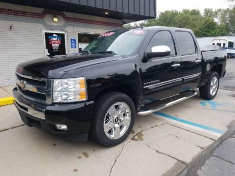 2011 Chevrolet Silverado 1500 for sale at Motor City Automotive of Michigan in Flat Rock MI