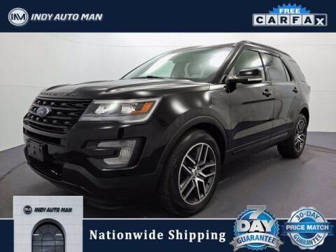 2017 Ford Explorer for sale at INDY AUTO MAN in Indianapolis IN