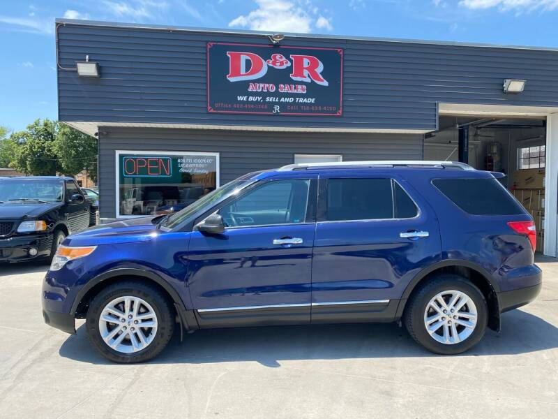 2011 Ford Explorer for sale at D & R Auto Sales in South Sioux City NE