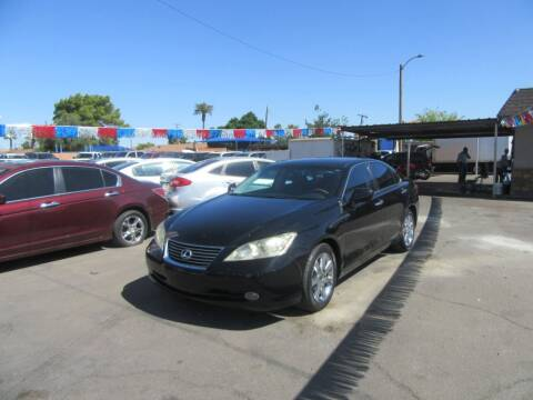 2007 Lexus ES 350 for sale at Valley Auto Center in Phoenix AZ