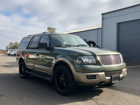2003 Ford Expedition for sale at DASH AUTO SALES LLC in Salem OR