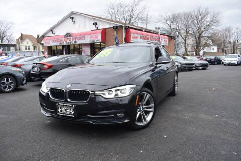 2018 BMW 3 Series for sale at Foreign Auto Imports in Irvington NJ