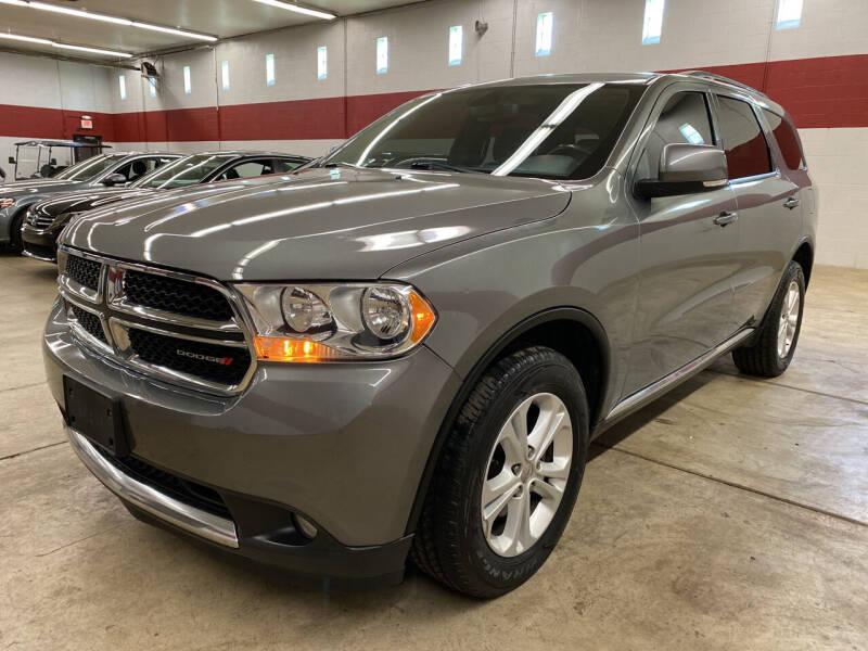 2012 Dodge Durango for sale at Columbus Car Warehouse in Columbus OH