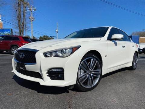 2017 Infiniti Q50 for sale at iDeal Auto in Raleigh NC