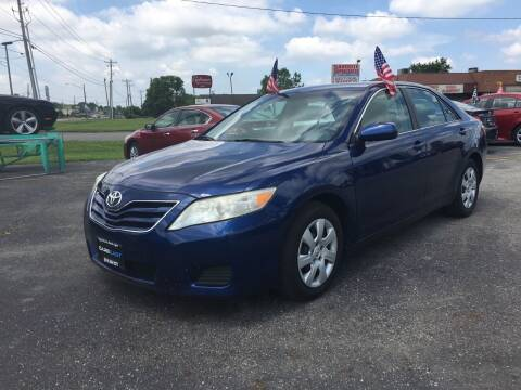 2010 Toyota Camry for sale at Cars East in Columbus OH