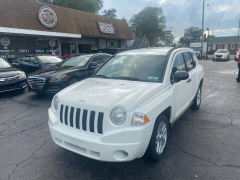 2008 Jeep Compass for sale at Billy Auto Sales in Redford MI