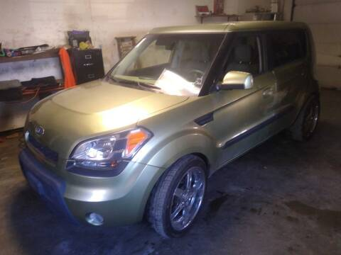 2010 Kia Soul for sale at Jak's Preowned Autos in Saint Joseph MO