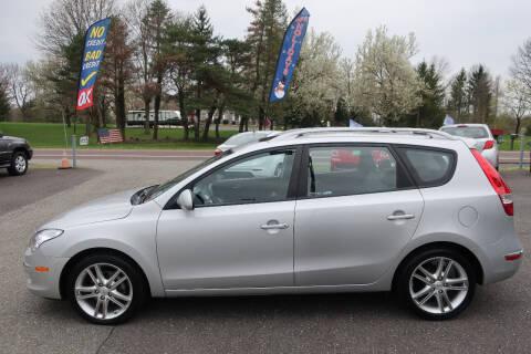 2011 Hyundai Elantra Touring for sale at GEG Automotive in Gilbertsville PA