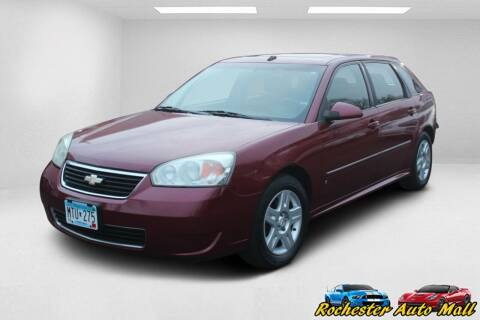 2006 Chevrolet Malibu Maxx for sale at Rochester Auto Mall in Rochester MN
