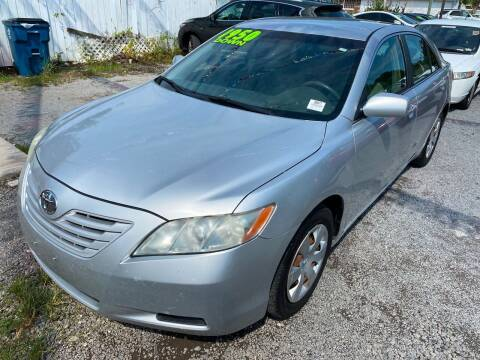 2008 Toyota Camry for sale at Auto Mart - Dorchester in North Charleston SC