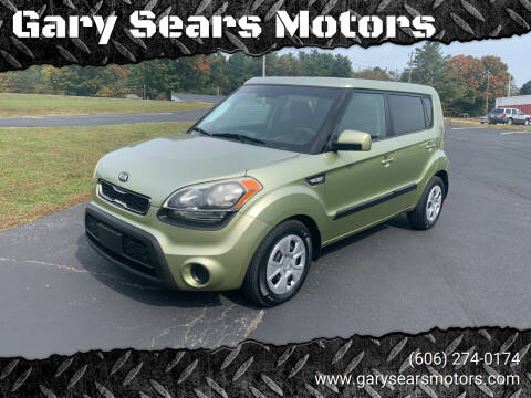 2013 Kia Soul for sale at Gary Sears Motors in Somerset KY
