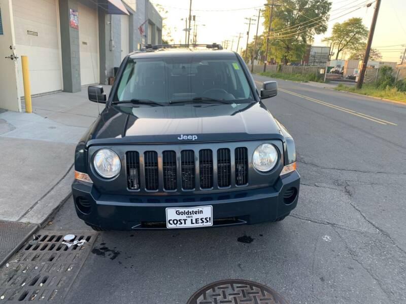 2008 Jeep Patriot for sale at SUNSHINE AUTO SALES LLC in Paterson NJ