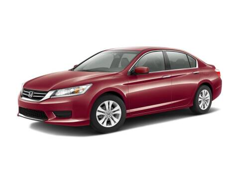 2014 Honda Accord for sale at Tom Wood Honda in Anderson IN