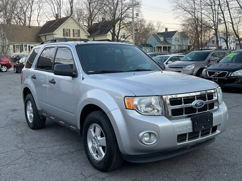 2012 Ford Escape for sale at Emory Street Auto Sales and Service in Attleboro MA