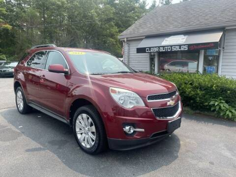 2011 Chevrolet Equinox for sale at Clear Auto Sales in Dartmouth MA
