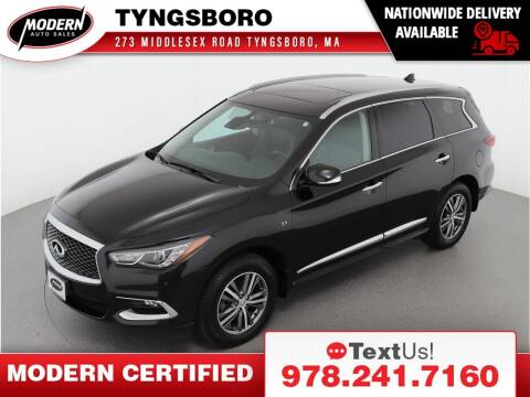 2019 Infiniti QX60 for sale at Modern Auto Sales in Tyngsboro MA