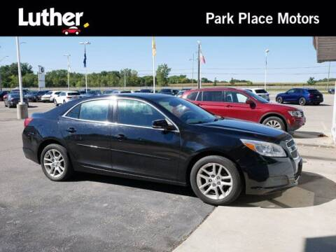 2013 Chevrolet Malibu for sale at Park Place Motor Cars in Rochester MN