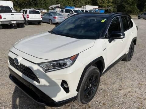 2021 Toyota RAV4 Hybrid for sale at BILLY HOWELL FORD LINCOLN in Cumming GA