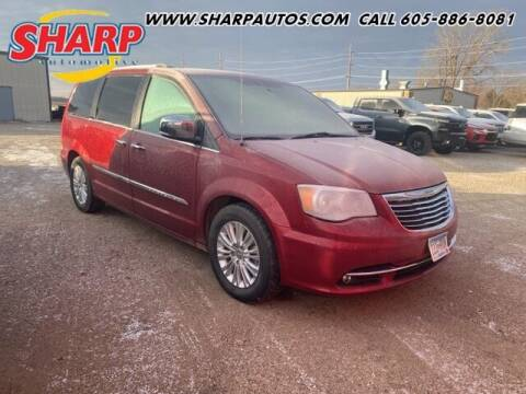 2015 Chrysler Town and Country for sale at Sharp Automotive in Watertown SD