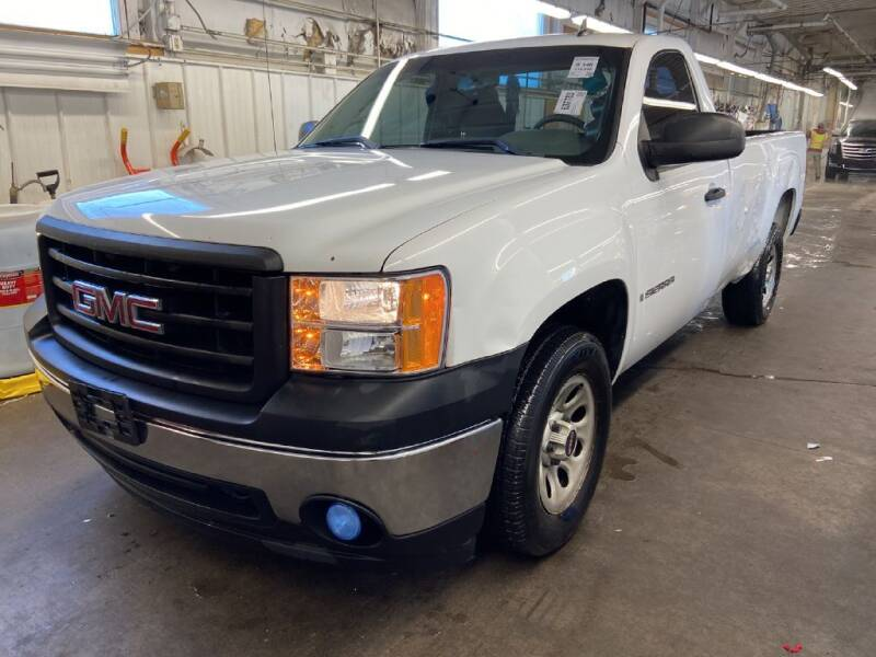 2008 GMC Sierra 1500 for sale at Doug Dawson Motor Sales in Mount Sterling KY