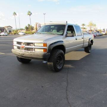 2000 Chevrolet C/K 3500 Series for sale at Charlie Cheap Car in Las Vegas NV