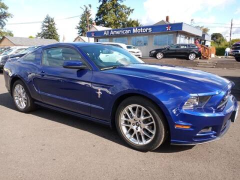 2014 Ford Mustang for sale at All American Motors in Tacoma WA