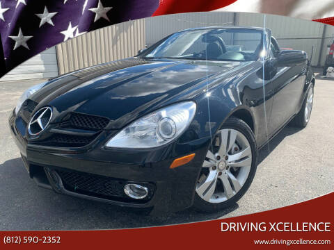 2009 Mercedes-Benz SLK for sale at Driving Xcellence in Jeffersonville IN