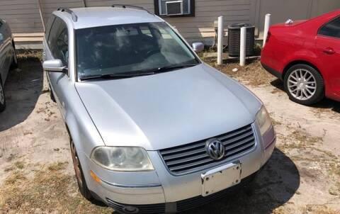 2002 Volkswagen Passat for sale at Castagna Auto Sales LLC in Saint Augustine FL