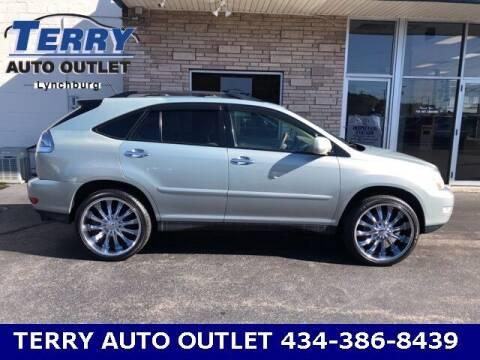 2009 Lexus RX 350 for sale at Terry Auto Outlet in Lynchburg VA