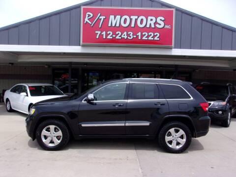 2012 Jeep Grand Cherokee for sale at RT Motors Inc in Atlantic IA