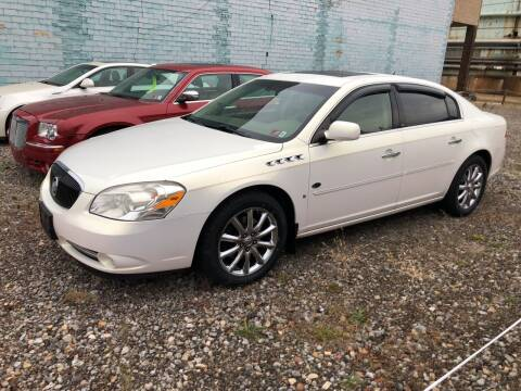 2006 Buick Lucerne for sale at STEEL TOWN PRE OWNED AUTO SALES in Weirton WV