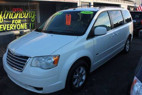 2008 Chrysler Town and Country for sale at D & B Auto Sales LLC in Washington Township MI