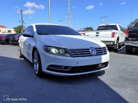 2013 Volkswagen CC for sale at Start Auto Liquidation Center in Miramar FL