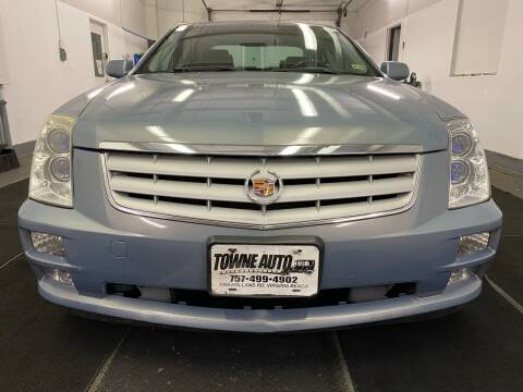 2007 Cadillac STS for sale at TOWNE AUTO BROKERS in Virginia Beach VA