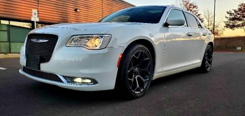 2017 Chrysler 300 for sale at VIking Auto Sales LLC in Salem OR