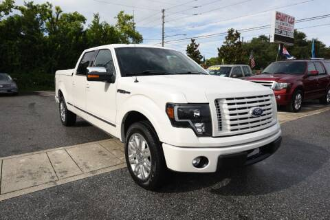 2011 Ford F-150 for sale at Grant Car Concepts in Orlando FL