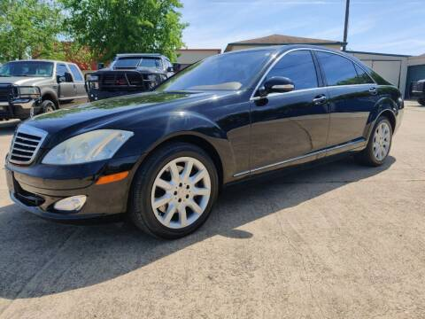 2008 Mercedes-Benz S-Class for sale at AI MOTORS LLC in Killeen TX