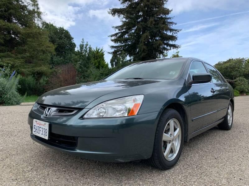 2004 Honda Accord for sale at Santa Barbara Auto Connection in Goleta CA