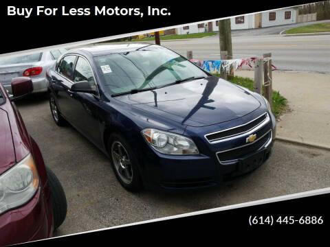 2011 Chevrolet Malibu for sale at Buy For Less Motors, Inc. in Columbus OH