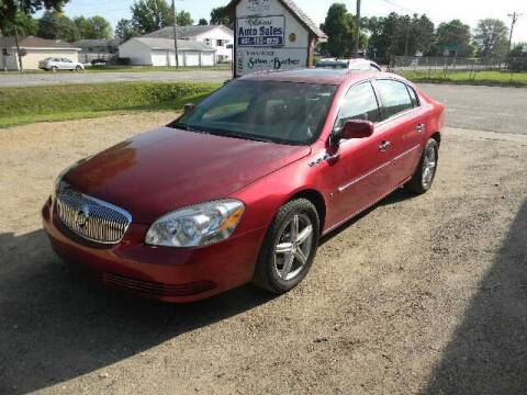 2008 Buick Lucerne for sale at Northwest Auto Sales in Farmington MN