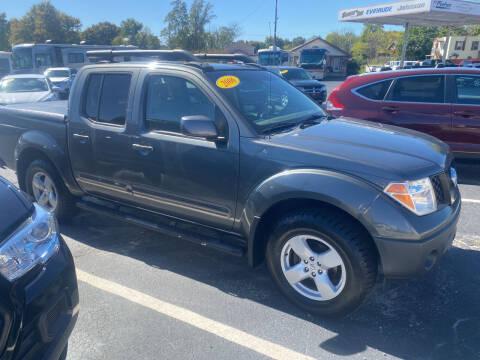 2006 Nissan Frontier for sale at Blue Bird Motors in Crossville TN