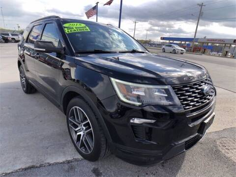 2018 Ford Explorer for sale at Show Me Auto Mall in Harrisonville MO
