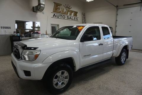 2013 Toyota Tacoma for sale at Elite Auto Sales in Idaho Falls ID