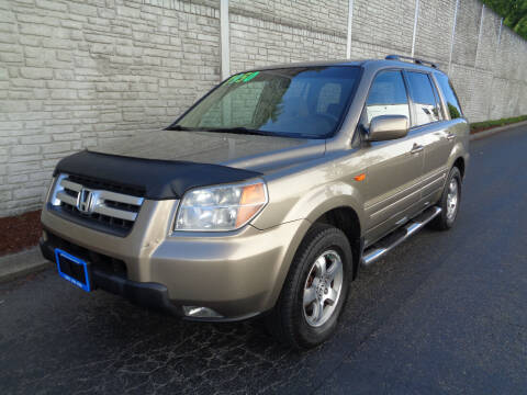 2008 Honda Pilot for sale at Matthews Motors LLC in Algona WA