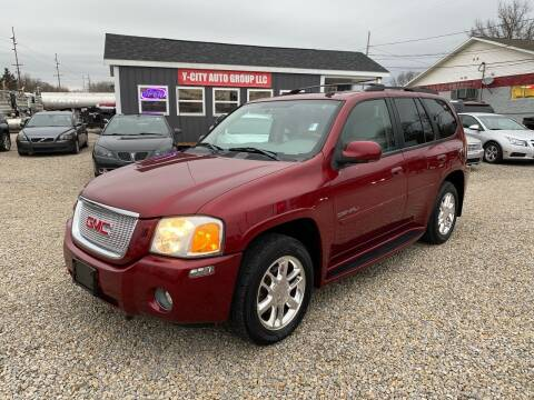 2006 GMC Envoy for sale at Y City Auto Group in Zanesville OH