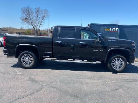 2020 Chevrolet Silverado 3500HD for sale at THE LOT in Sioux Falls SD