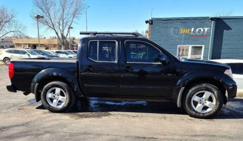 2005 Nissan Frontier for sale at THE LOT in Sioux Falls SD