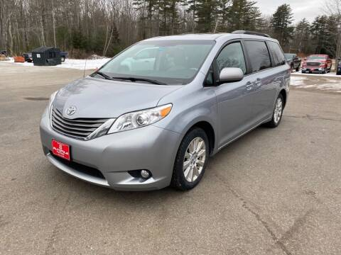 2014 Toyota Sienna for sale at AutoMile Motors in Saco ME