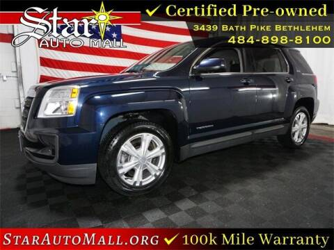 2017 GMC Terrain for sale at STAR AUTO MALL 512 in Bethlehem PA