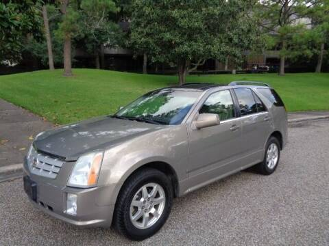 2008 Cadillac SRX for sale at Houston Auto Preowned in Houston TX